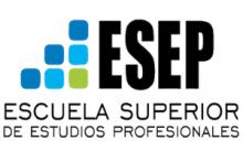 ESEP Escuela Superior de Estudios Profesionales.