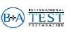BA International Test Preparation