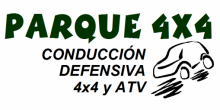 Parque 4x4 - Conducción defensiva, 4x4 y ATV