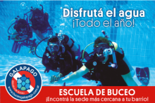 Escuela de Buceo Galápago