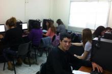 Capacitación Especial para alumnos de la ONG