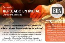 Repujado en Metal