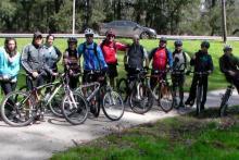 Curso de ciclismo outdoor (esterior)