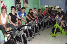 Curso de ciclismo (spinning, indoor, etc)