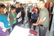 Curso de personal trainer y musculacion