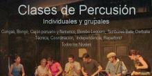 Clases de Percusión