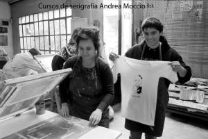 Serigrafía Artística Andrea Moccio