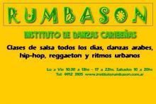 Instituto de Danzas Caribeñas Rumbason