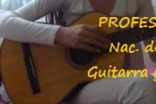 Patricia - Profesora de Guitarra